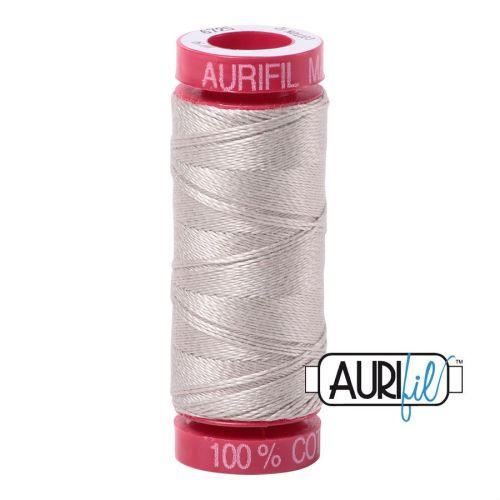 Aurifil Cotton 12wt, 6725 Moondust