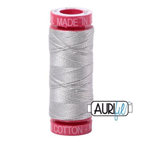 Aurifil Cotton 12wt, 6726 Airstream