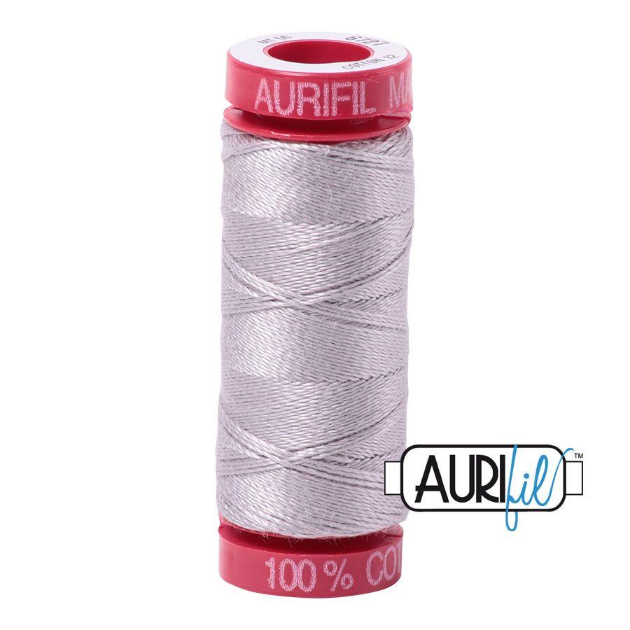 Aurifil Cotton 12wt, 6727 Xanadu