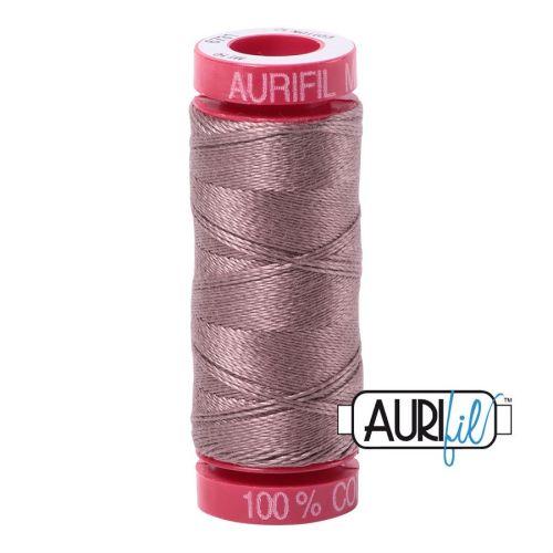 Aurifil Cotton 12wt, 6731 Tiramisu