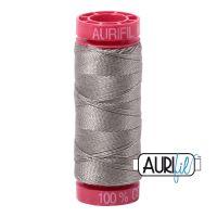 Aurifil Cotton 12wt, 6732 Earl Grey