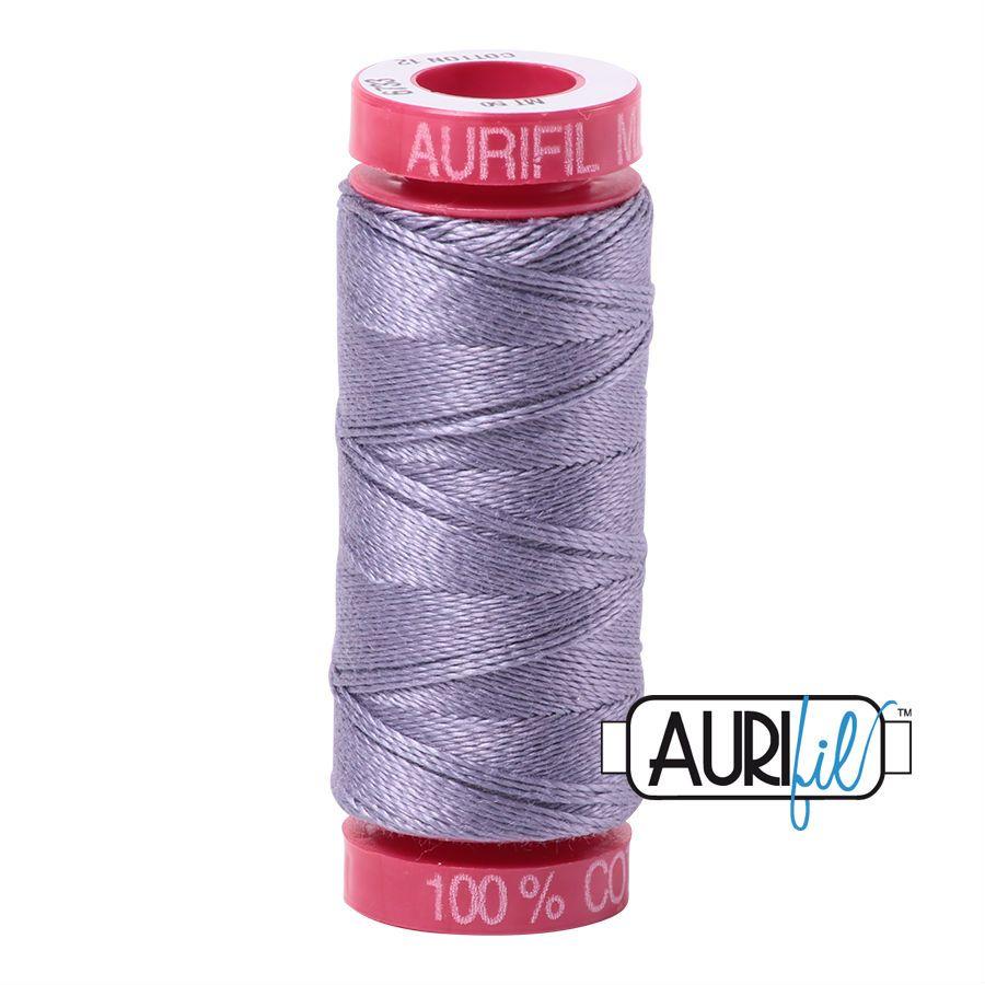 Aurifil Cotton 12wt, 6733 Twilight