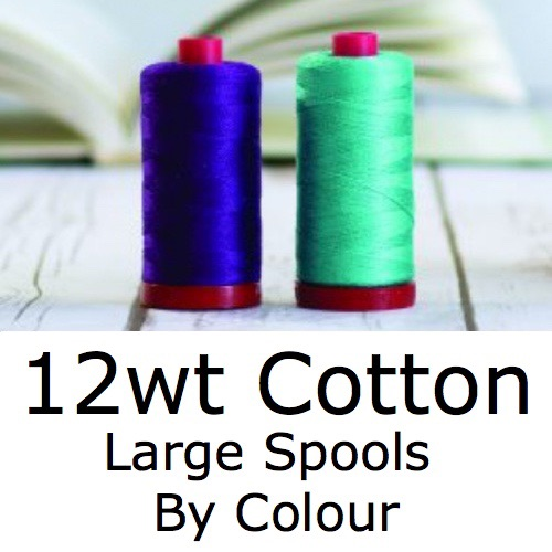 <!-- 010 -->12wt Large Spools by Colour