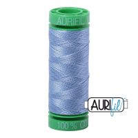 Aurifil Cotton 40wt, 2720 Light Delft Blue
