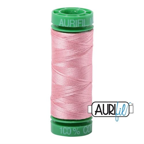 Aurifil Cotton 40wt, 2437 Light Peony