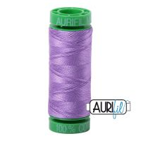 Aurifil Cotton 40wt, 2520 Violet
