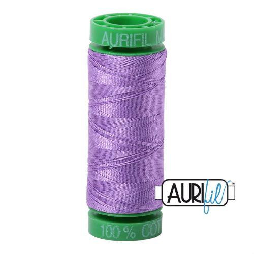 Aurifil Cotton 40wt, 2520 Violet