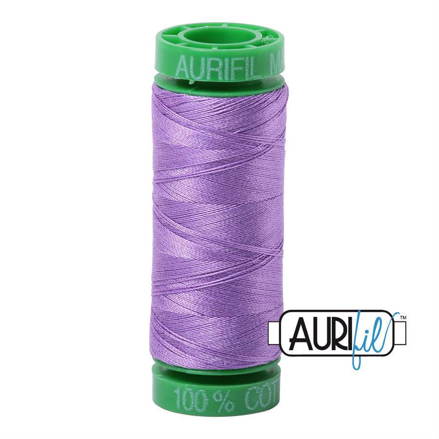 Aurifil Cotton 40wt, 2520 Lilac