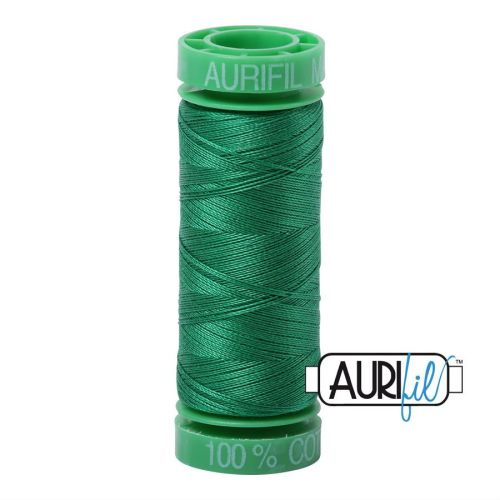Aurifil Cotton 40wt, 2870 Green