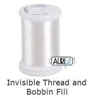 invisible and bobbin fill