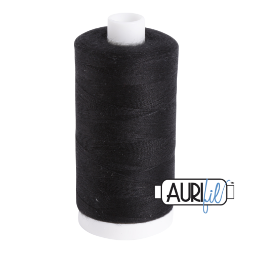 Aurifil Bobbin Fill (Under-Thread) - Black