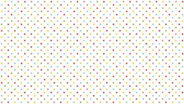 Makower - Fruity Dot - 1948/M Multi