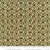 Moda - Oak Grove Lane - Ivory Acorns - No. 7003-13 Natural