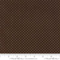 "Moda - Backing Fabric (108"" wide) - Timeless - Brown - No. 11130 14"