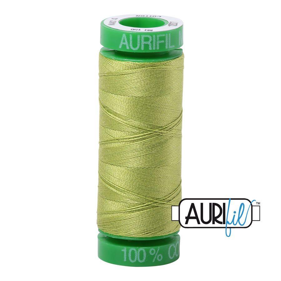 Aurifil Cotton 40wt, 1231 Spring Green