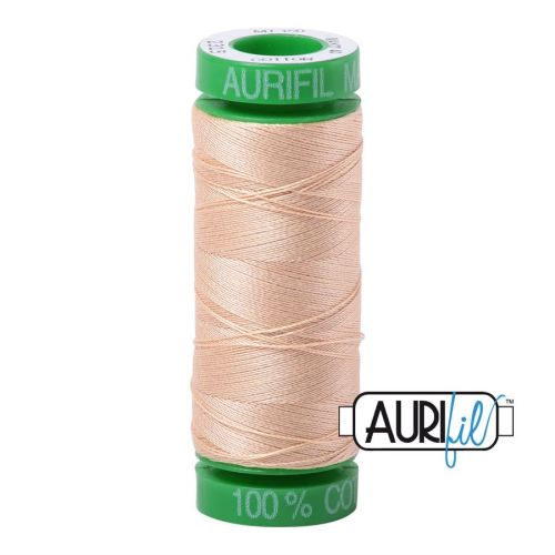 Aurifil Cotton 40wt, 2315 Pale Flesh