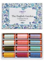 The English Garden by Liberty London - Aurifil Cotton 50wt