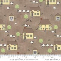 Moda - Cottontail Cottage - No. 2921 17 Cobblestone Houses