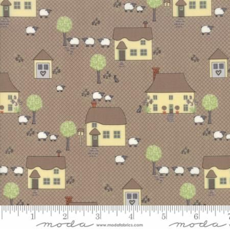 Moda - Cottontail Cottage - No. 2921 17 Cobblestone