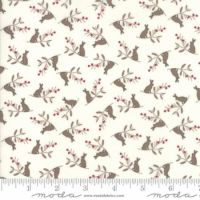 Moda - Cottontail Cottage - No. 2922 11 White Bunny Branch