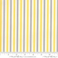 Moda - Essentially Yours - Stripe - No. 8652-52 (Yellow and Grey)