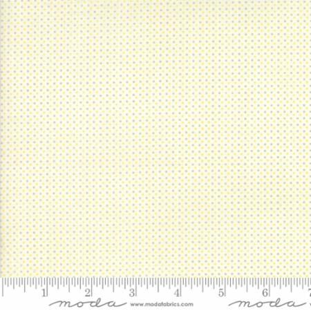 Moda - Essentially Yours - No. 8655-100 (White, Grey and Yellow)