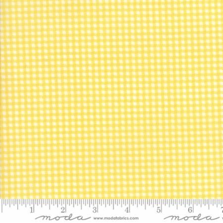 Moda - Essentially Yours - Check - No. 8653-52 (Yellow)
