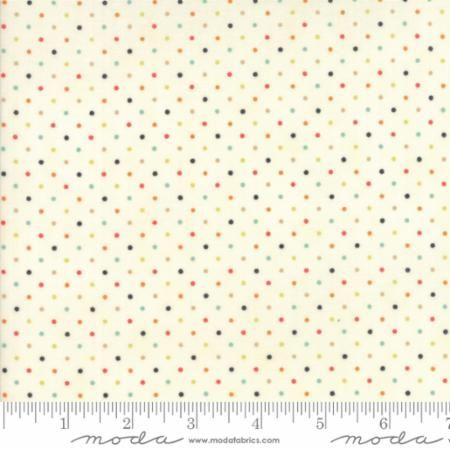 Moda - Essentially Yours - Dots - No. 8654-135 (Natural)