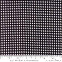 Moda - Essentially Yours - Check - No. 8653-60 (Black and White)