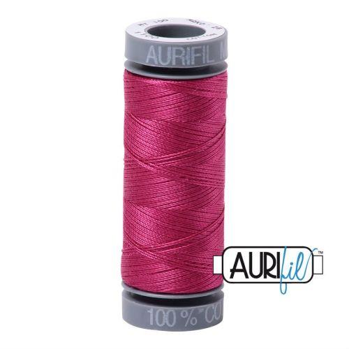 Aurifil Cotton 28wt, 1100 Red Plum