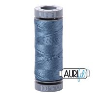 Aurifil Cotton 28wt, 1126 Blue Grey