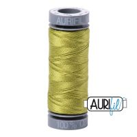 Aurifil Cotton 28wt, 1147 Light Leaf Green