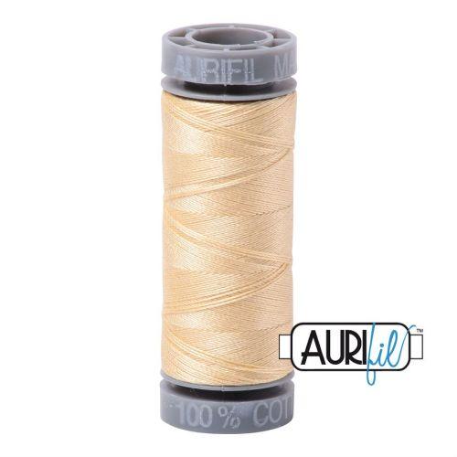 Aurifil Cotton 28wt, 2105 Champagne