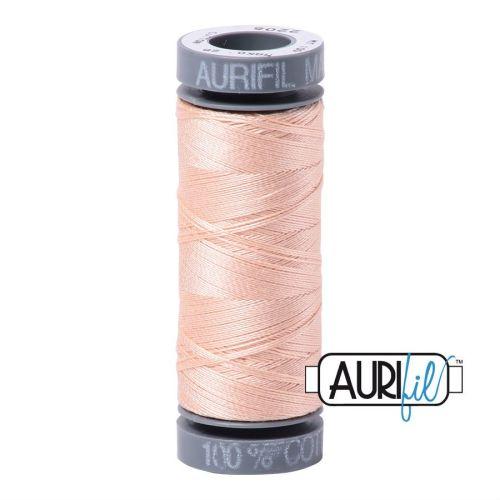 Aurifil Cotton 28wt, 2205 Apricot