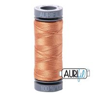Aurifil Cotton 28wt, 2210 Caramel