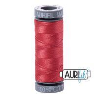 Aurifil Cotton 28wt, 2230 Red Peony