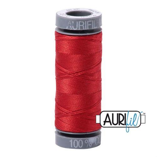 Aurifil Cotton 28wt, 2270 Paprika