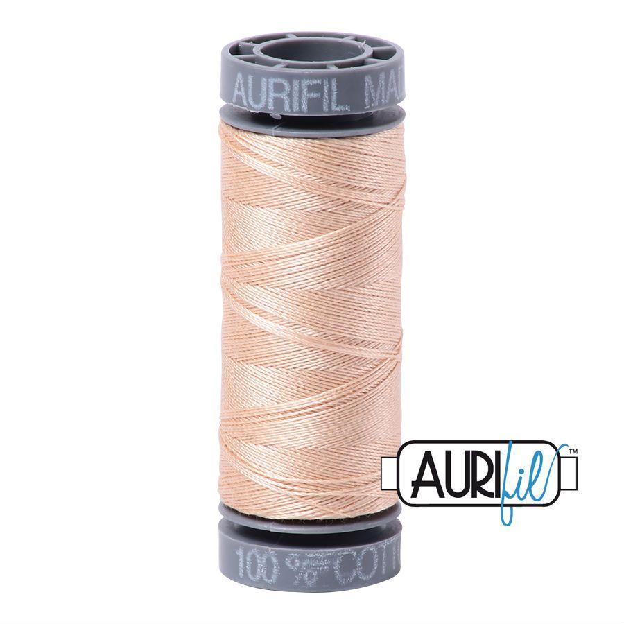 Aurifil Cotton 28wt, 2315 Shell
