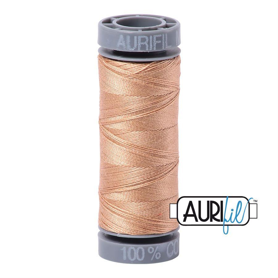 Aurifil Cotton 28wt, 2318 Cachemire