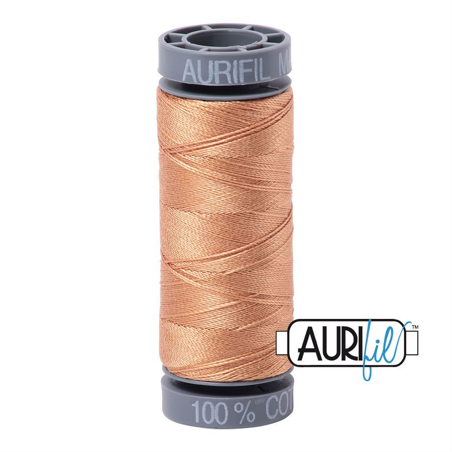 Aurifil Cotton 28wt, 2320 Light Toast