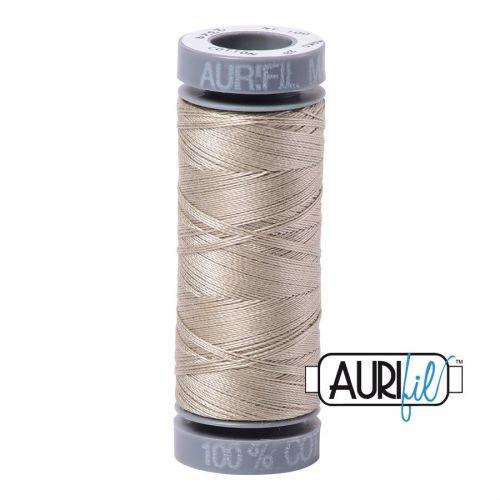 Aurifil Cotton 28wt, 2324 Stone