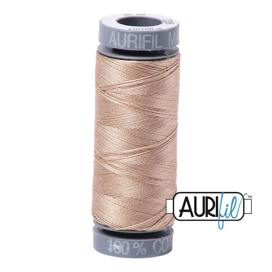 Aurifil Cotton 28wt, 2326 Sand