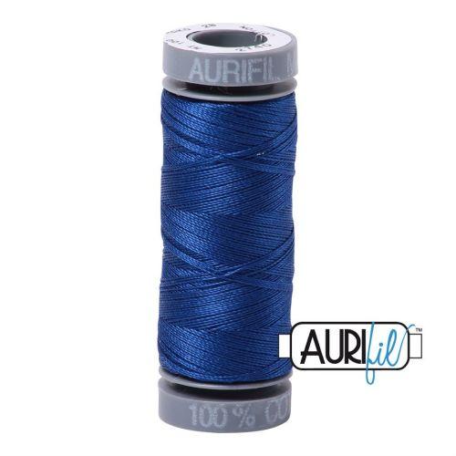 Aurifil Cotton 28wt, 2740 Dark Cobalt