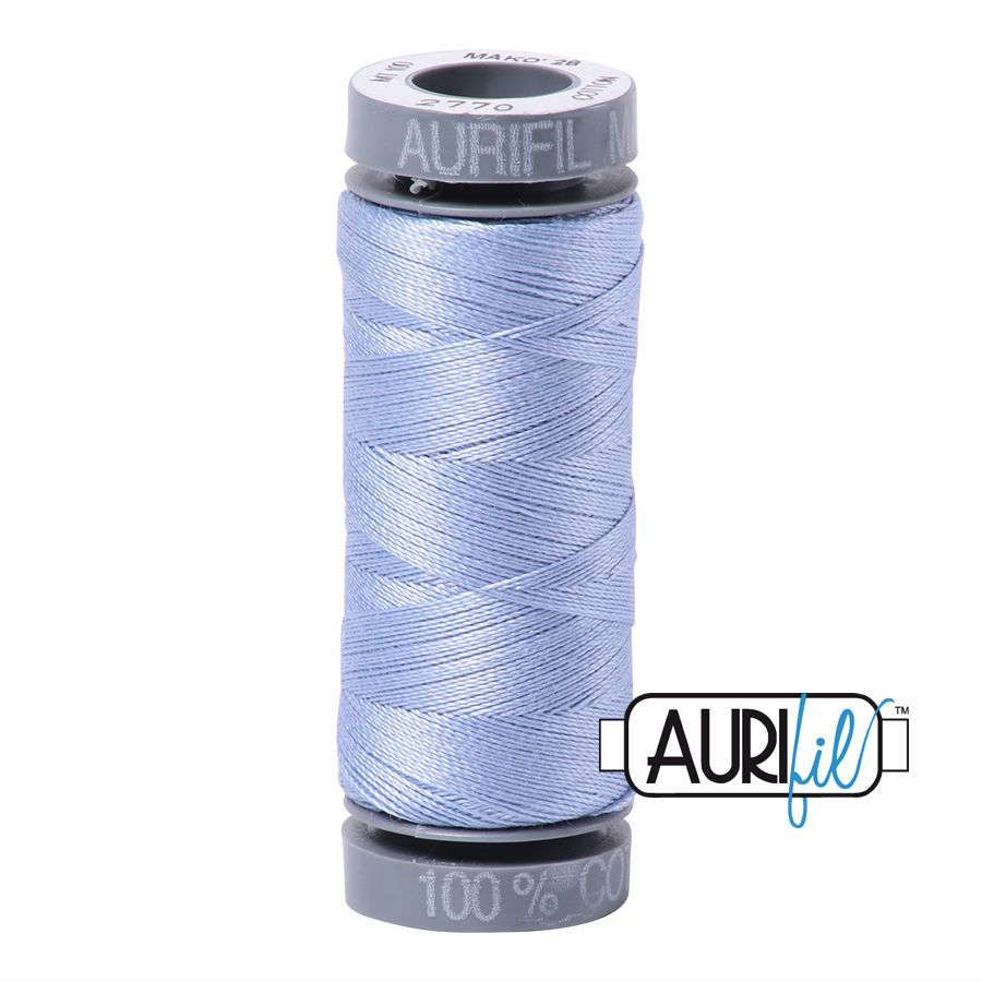 Aurifil Cotton 28wt, 2770
