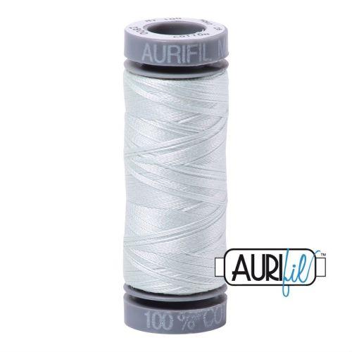 Aurifil Cotton 28wt, 2800 Mint Ice