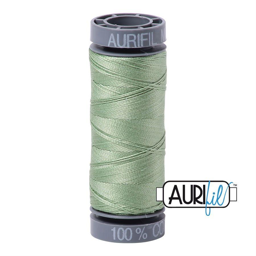 Aurifil Cotton 28wt, 2840 Loden Green