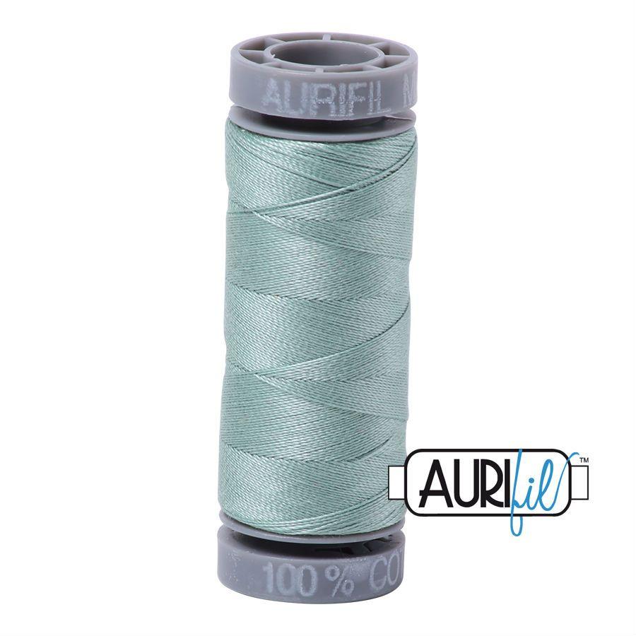Aurifil Cotton 28wt, 2845 Light Juniper
