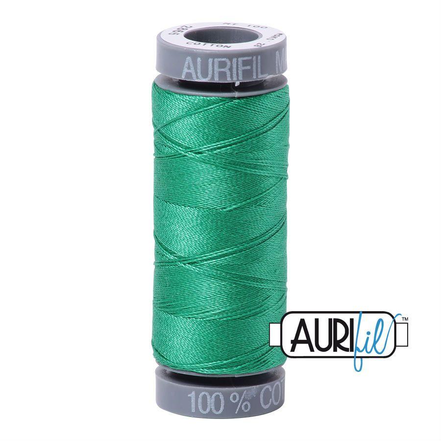 Aurifil Cotton 28wt, 2865 Emerald