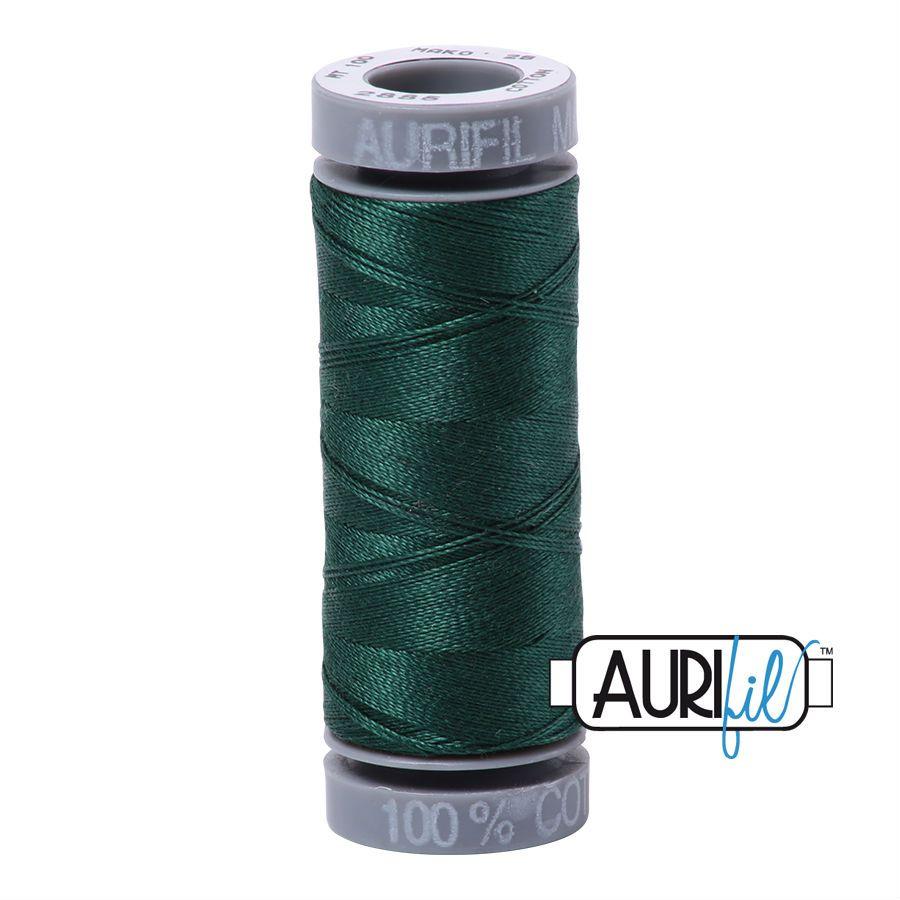 Aurifil Cotton 28wt, 2885 Medium Spruce