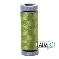 Aurifil Cotton 28wt, 2888 Fern Green